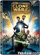 Star Wars: The Clone Wars (DVD) (Hong Kong Version)