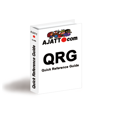 AJATT Quick Reference Guide